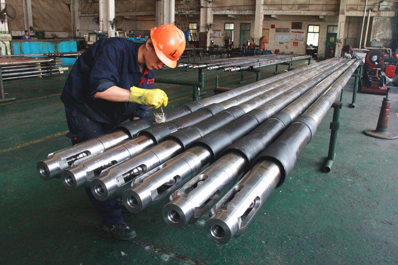 120mm large displacement tubing pump