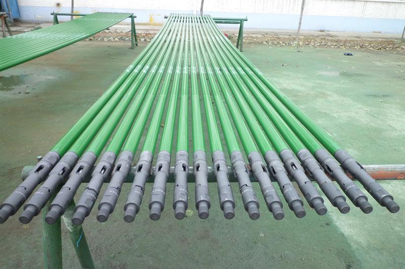 Sucker Rod pumps insert pumps