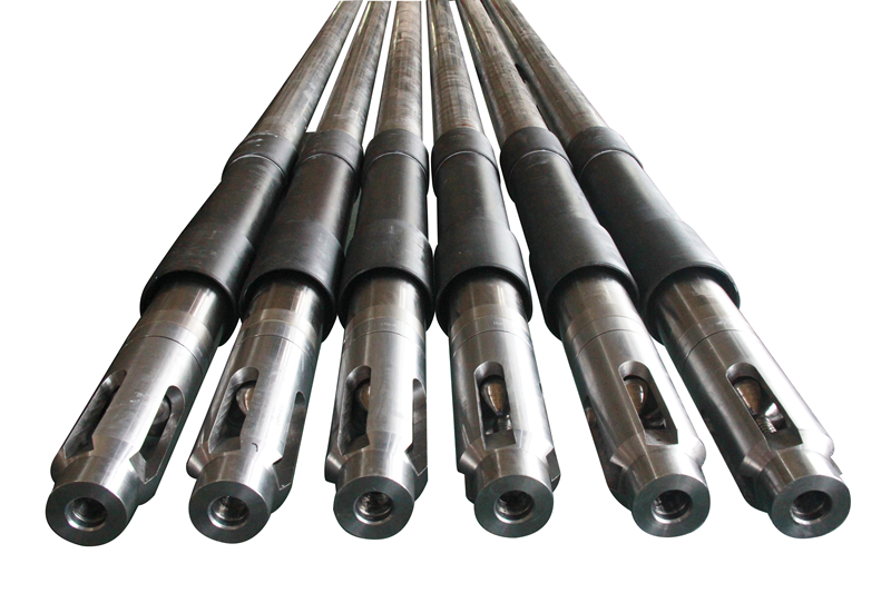 large displacement tubing pump