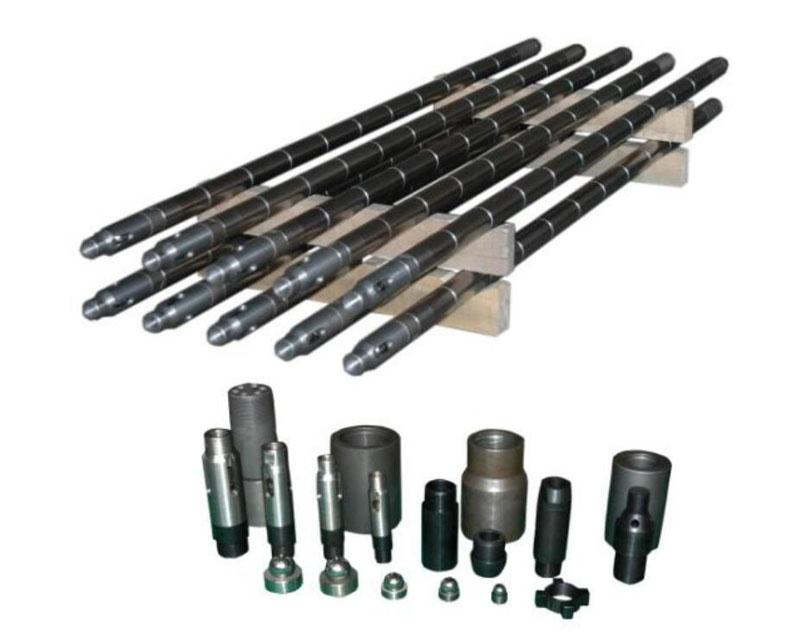 large displacement tubing pumps