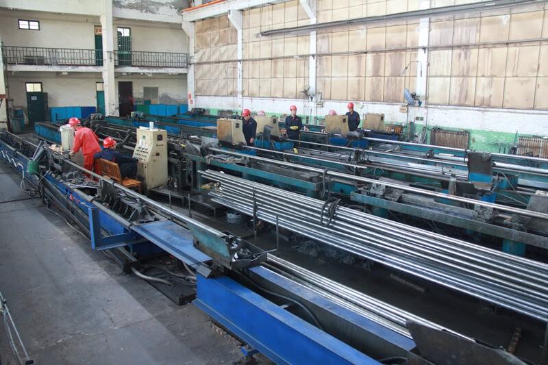 production of sucker rod pumping
