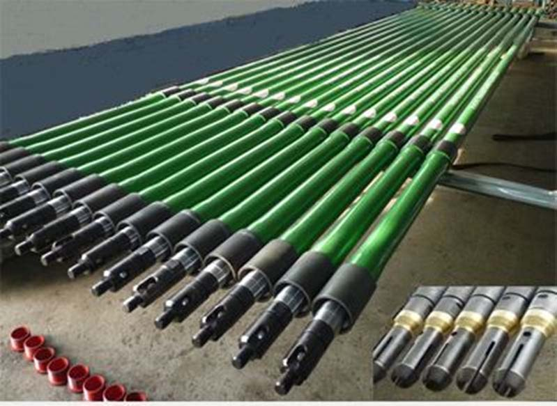 Double plunger injection-production oil well pump