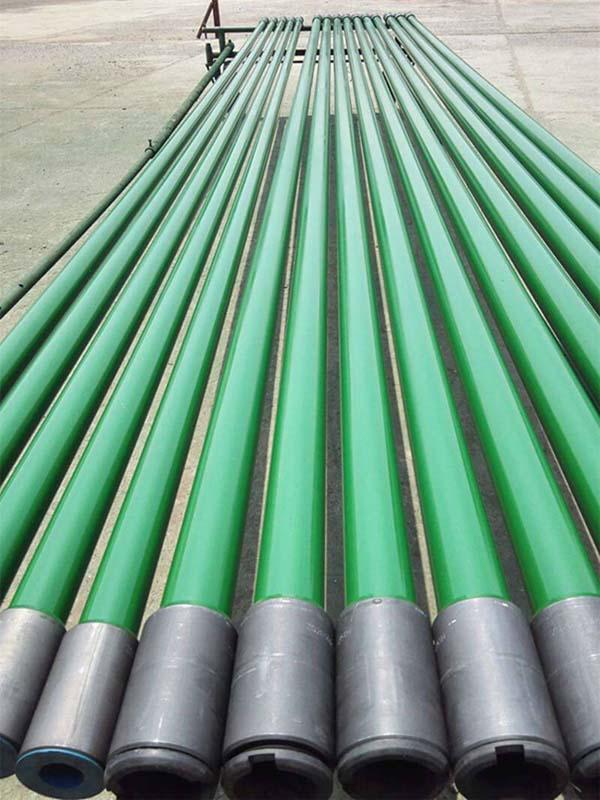 anti blocking tubing pump