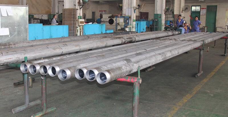 anti sand oilwell pump barrel