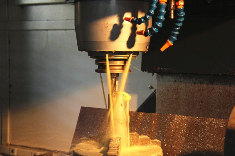 downhole pump machining