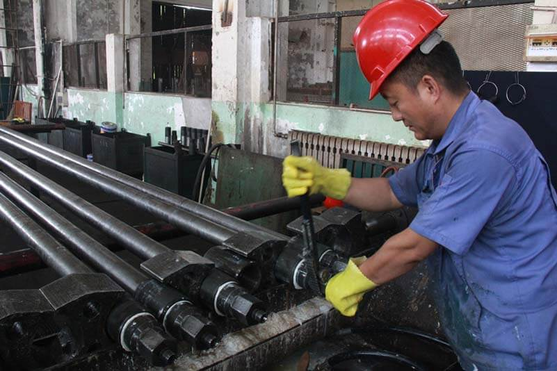 insert pump pressure test