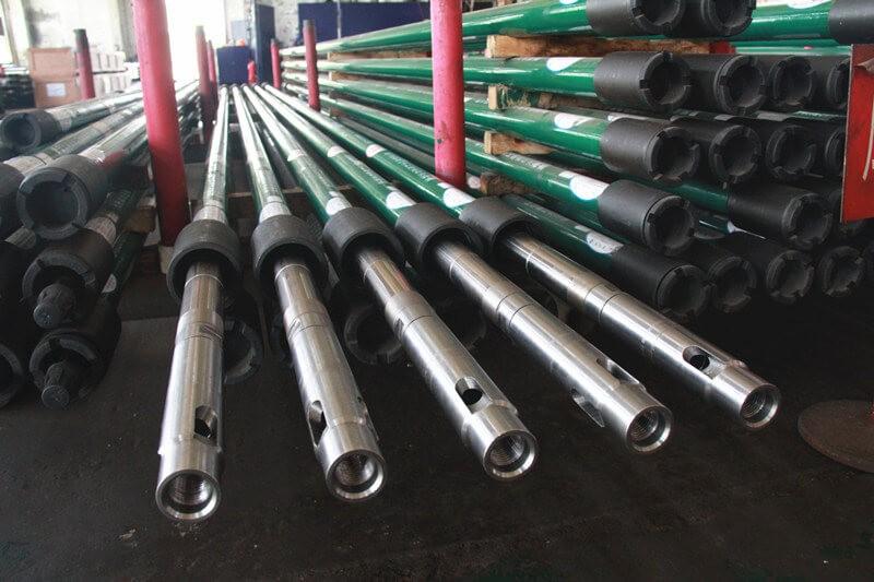 integral anti corrosion tubing pump