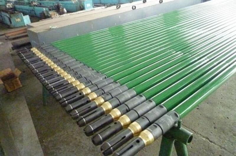 mechanical top seal rod pump