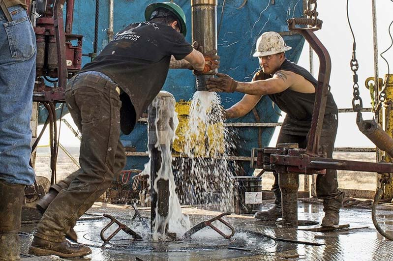 oil fieldwork boots