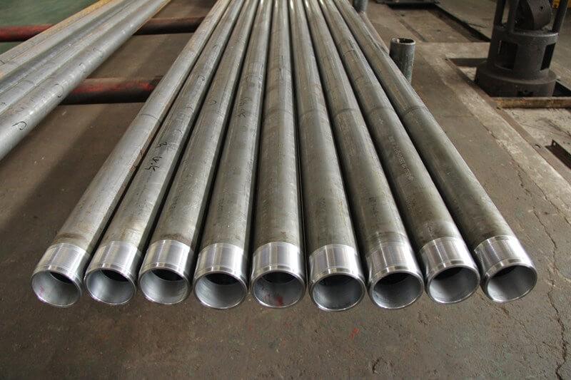 Pump barrels