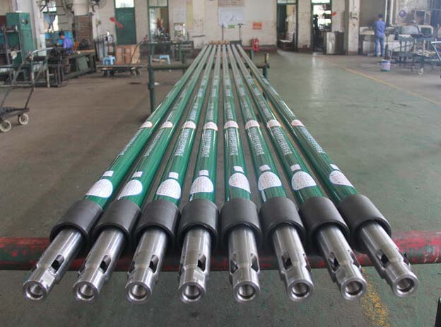 sand stuck prevention artificial lift downhole pump