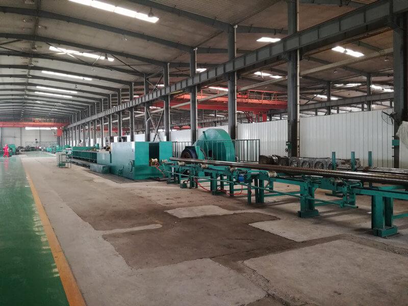 stainless steel tubing pump barrel