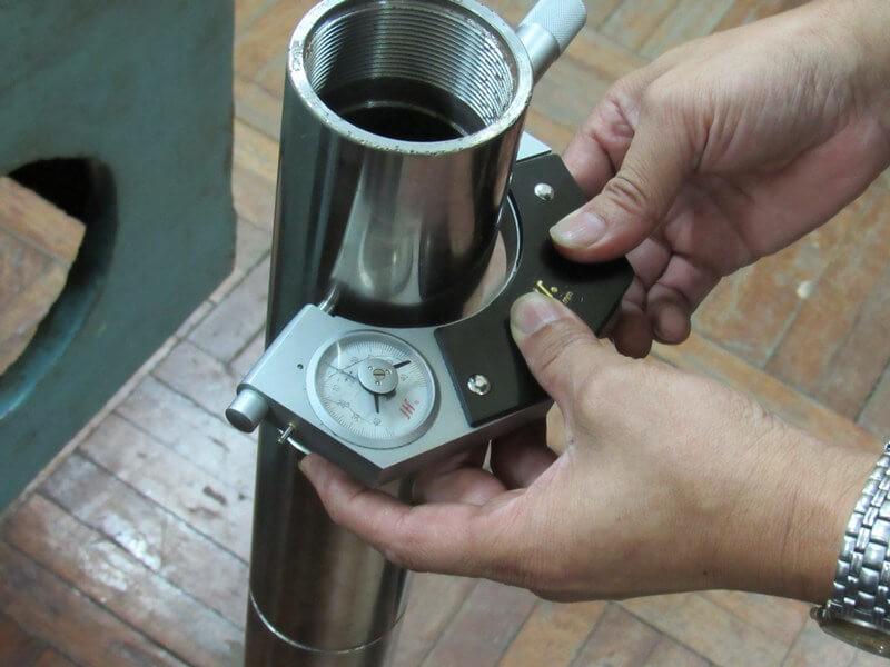 Sucker rod pump plunger inspection
