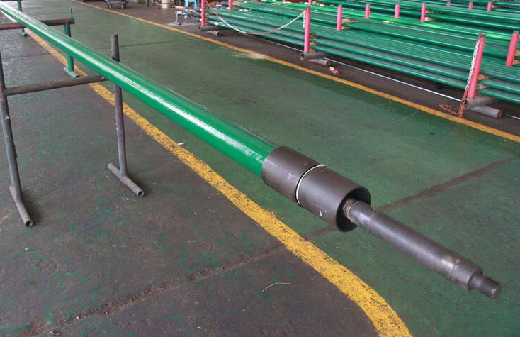 super heavy oil injection and production downhole pump