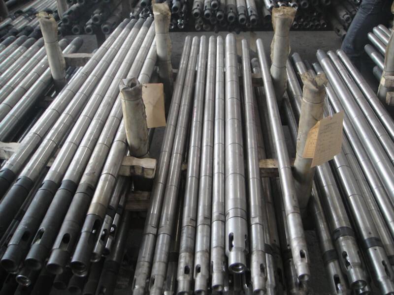 Tubing pump plunger