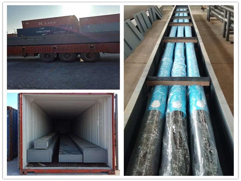 tubing pump shipments