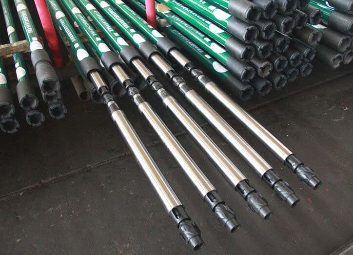 valve type heavy oil recovery downhole pump