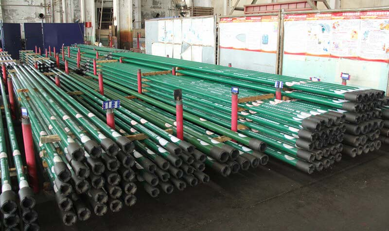 valve type heavy oil recovery tubing pump